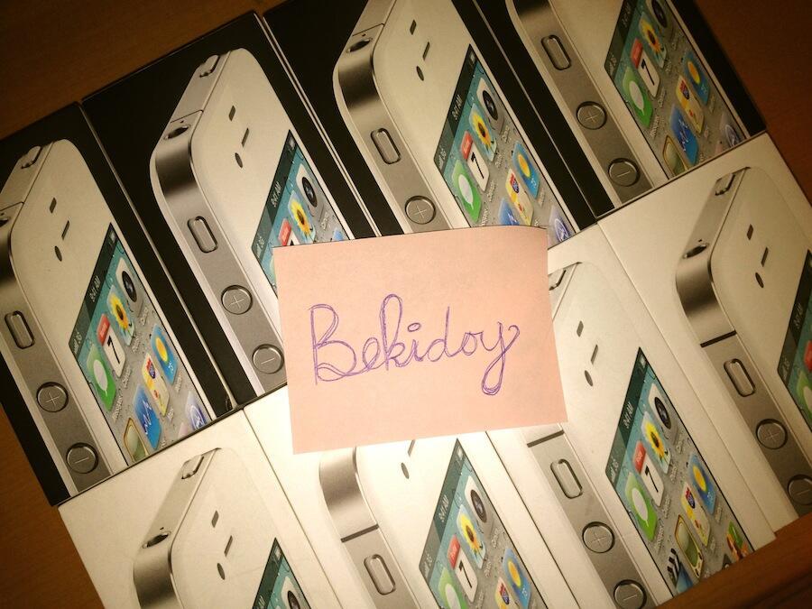 FOR SALE: iPad 1 64GB wifi + 3G. LIKE NEW. Pemakaian pribadi jarang dipakai. iPad 1!