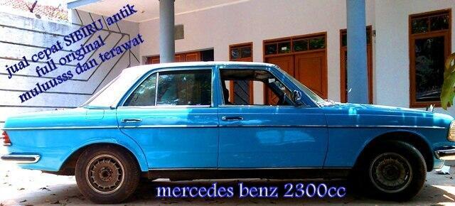 mercedes benz 200BB