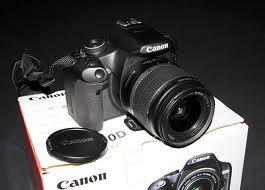 wts Canon EOS 500D Kit dengan harga Rp.1.7Jt