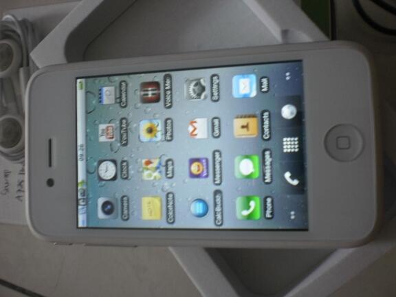 Jual Iphone4 Copy A.K.A Nexian Magic Second Mulus lengkap masuk dulu gan