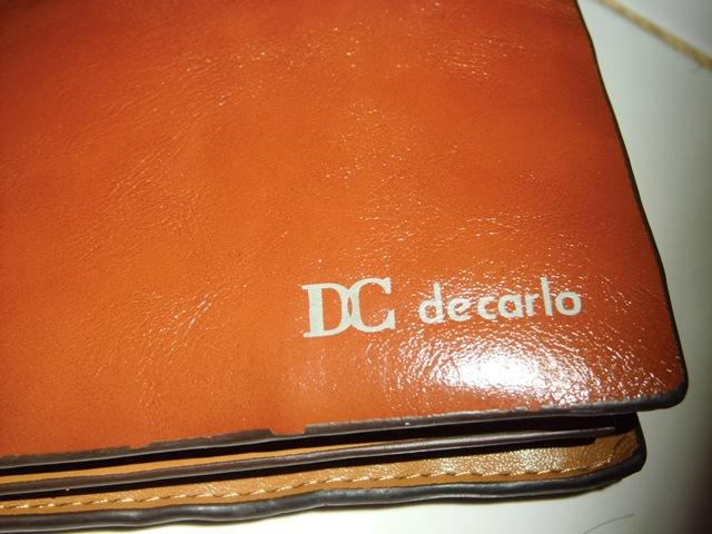 jual dompet DC Decarlo (Italian Design)