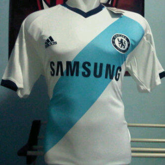 (Ready Stock) Jual Jersey New season 2012/2013 Grade Ori