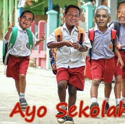 Pemimpin Negara beserta Jajarannya menggalakan Pendidikan ^_*