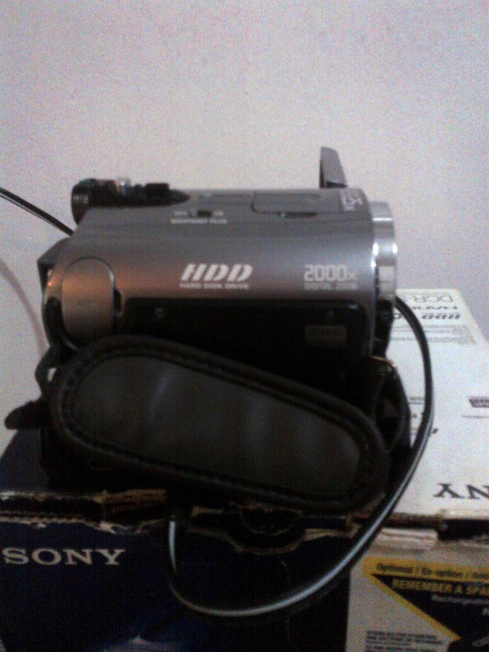 WTS Sony Handycam DCR-SR82E