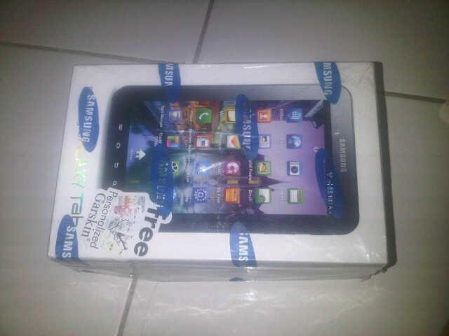 Jual Samsung Galaxy Tab 7.0