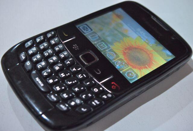 Jual Blackberry Gemini (Curve 8520) Black