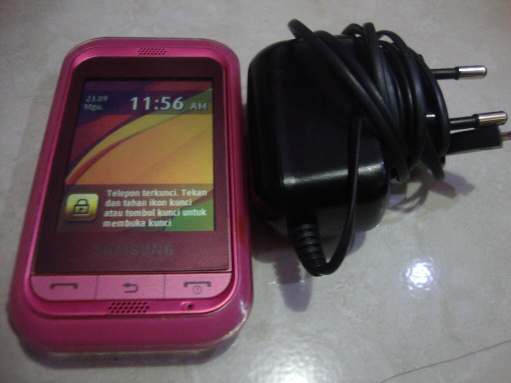 Handphone Samsung champ c3303i