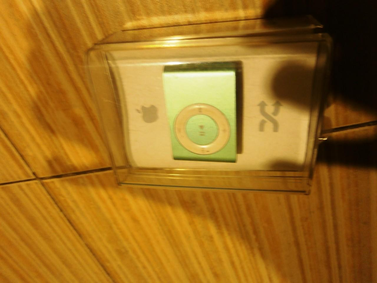 WTS ipod suffle 2GB like new......murah !!!!!