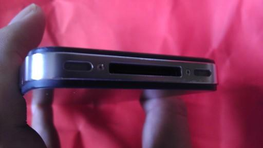 Iphone 4S 16GB BLACK (CDMA Verizon) Batangan-Mulussss