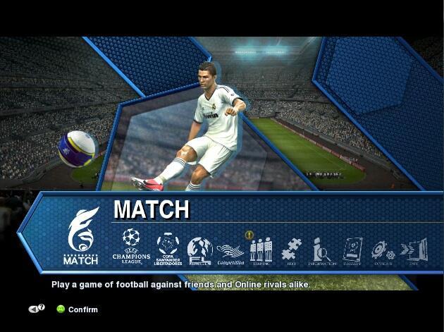 PES Pro Evolution Soccer 2013 + Patch PES edit 1.2 terbaru Bandung - Jatinangor