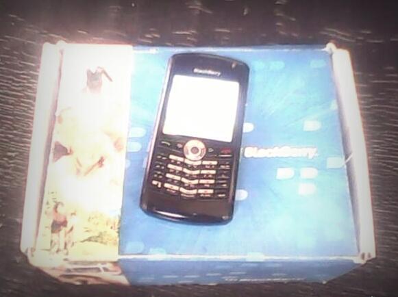 Jual Blackberry Pearl 8100 Black MurMer Gan