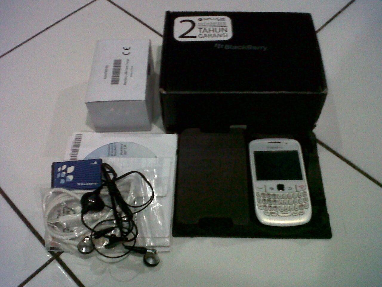 blackberry 8520 gemini white semarang kudus pati
