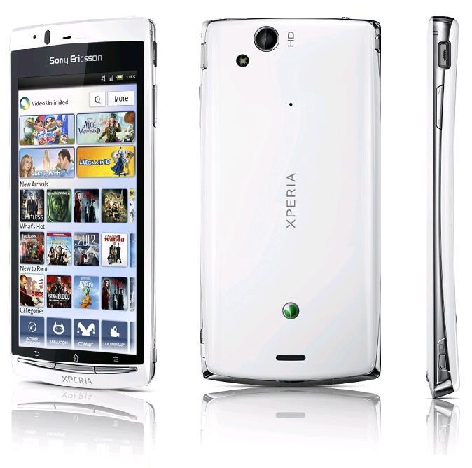 Sony Ericsson ARC S harga 2,6jt hub/sms: 082 326 554 479