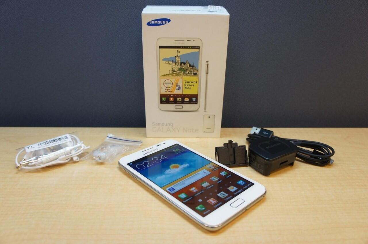 Samsung Galaxy Note white harga 3,5jt hub/sms 082 326 554 479