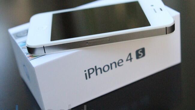 Apple iPhone 4S 32GB bisa Credit