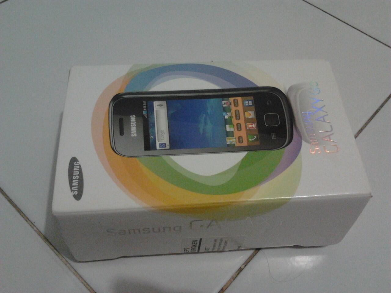 [WTS] Samsung Galaxy Gio S5660