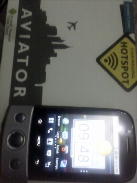 HP Android 2.8inci + mmc 2gb