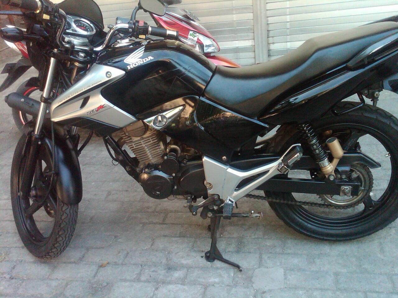 Terjual Tiger Revo 2009 Modif Kaki Kaki Gresik KASKUS