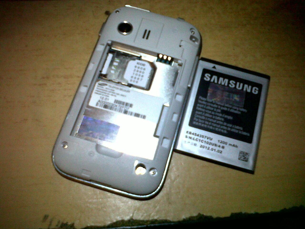 Jual Samsung Galaxy Young