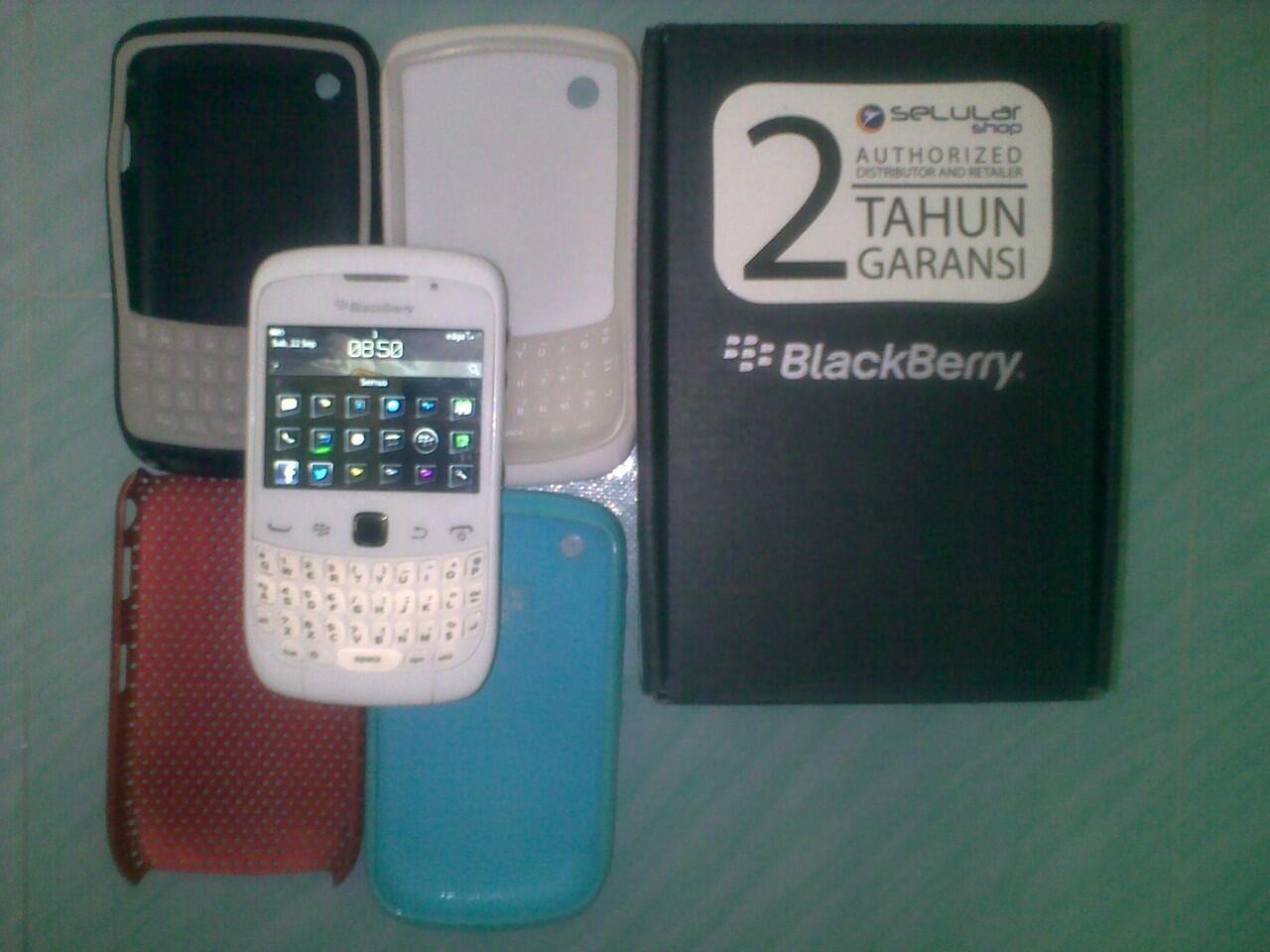 Blackberry 9300 3G mulus Pekanbaru area