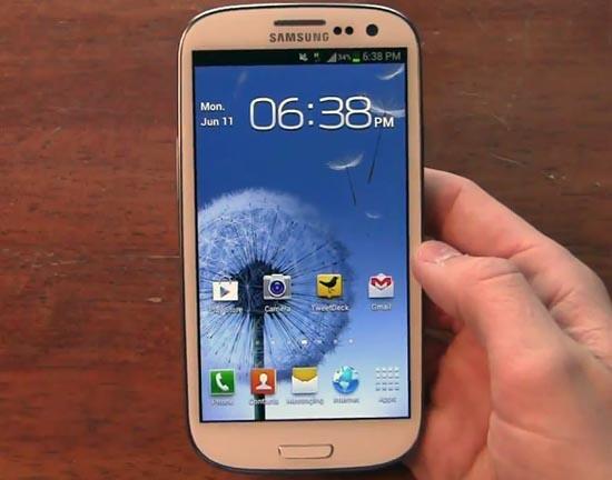Samsung Galaxy S III 16 GB bisa Credit