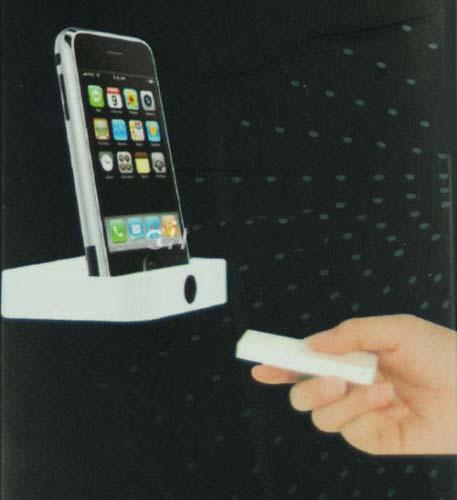 Keren Gan! Dock iPhone / iPod Nano / Touch + Remote + Line Out