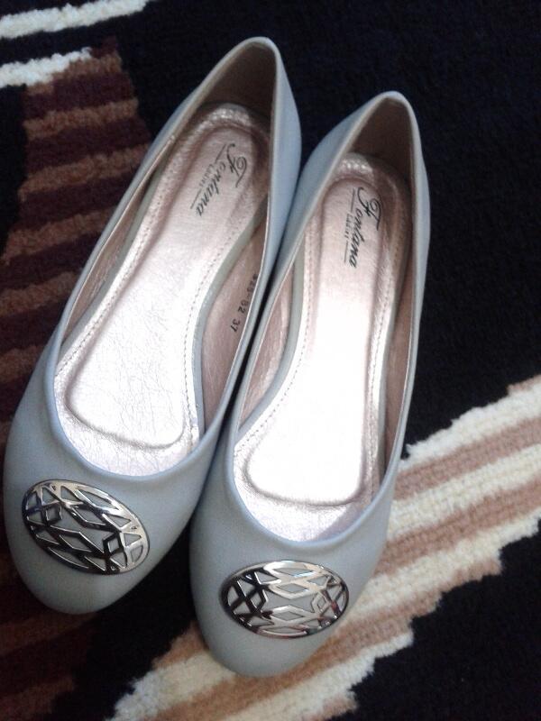 Flat shoes - Fontana Ladies 37