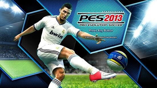 JUAL : Game Pro Evolution Soccer (PES) 2013 Full Patch Pontianak