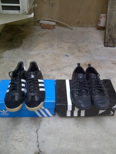 Original Adidas Plim Salao dan Adidas Room (Jual Cepat)