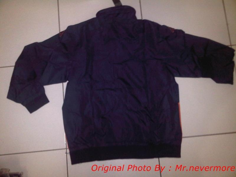 [][][]---Lelang--- Jaket Original Kappa Sport With Logo Two Ladies #16 [][][]