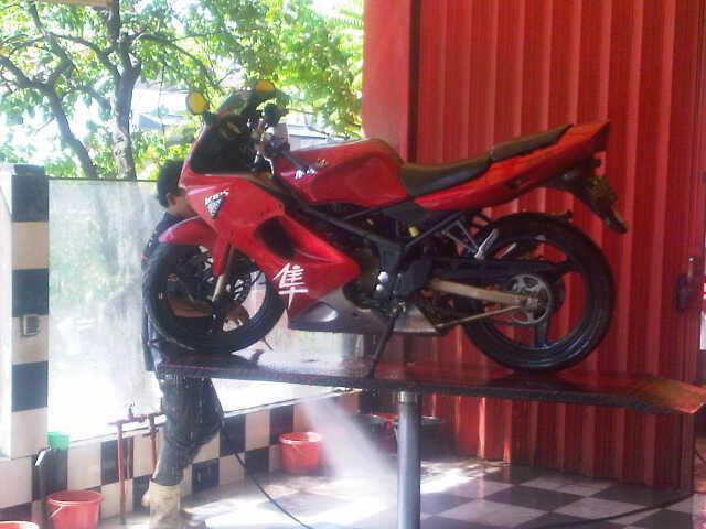 (WTS) Kawasaki Ninja RR Red Mulus