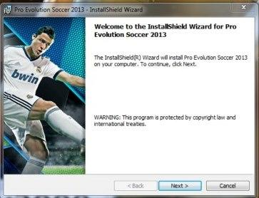 Pes 2013 [english ] full version + patch , harga kaskus