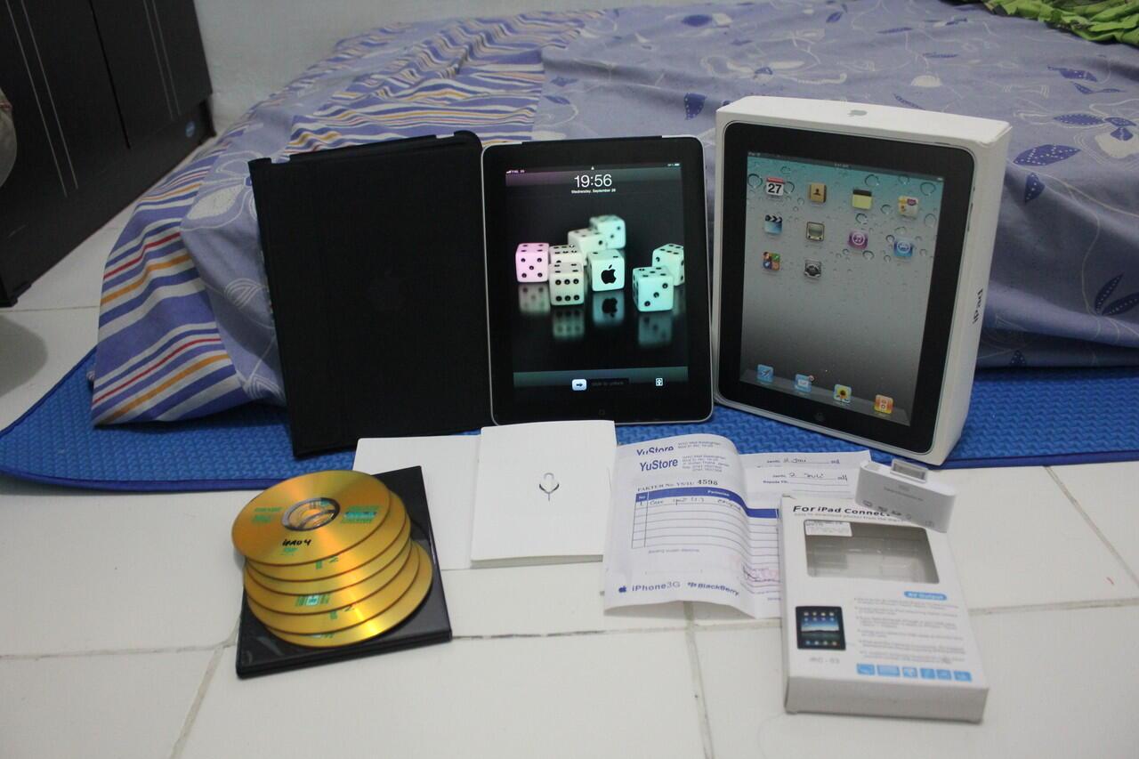 WTS ipad 1 3g-wifi 64 giga