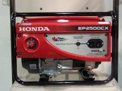 Generator Honda EP2500CX