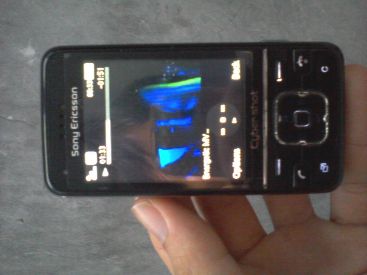 sony c903 +memory 2 gb Bogor