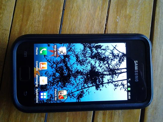 Samsung Galaxy S Semarang