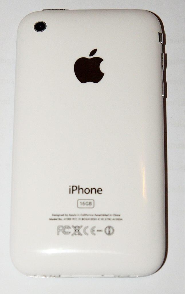 iphone 3g 16gb batangan FU