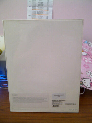 BNIB IPAD 2 WHITE 16GB WIFI ONLY