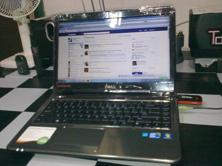 Laptop DELL Inspiron 14R. HRG/IDR:2,6 JT. CALL/SMS:0823-2427-9978