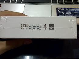 iPhone 4S 32GB FullSet BNIB