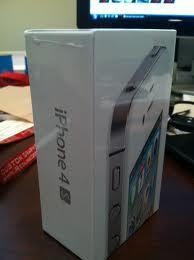 iPhone 4S 64GB FullSet BNIB