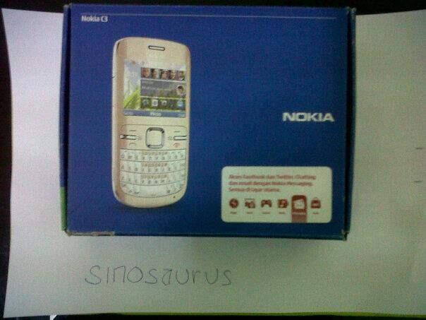 (WTS ) Nokia C3