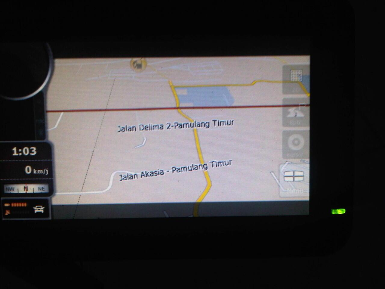 GPS WINDOWS INCLUDE AKSES SATELIT CUMA 600K. JAKARTA !