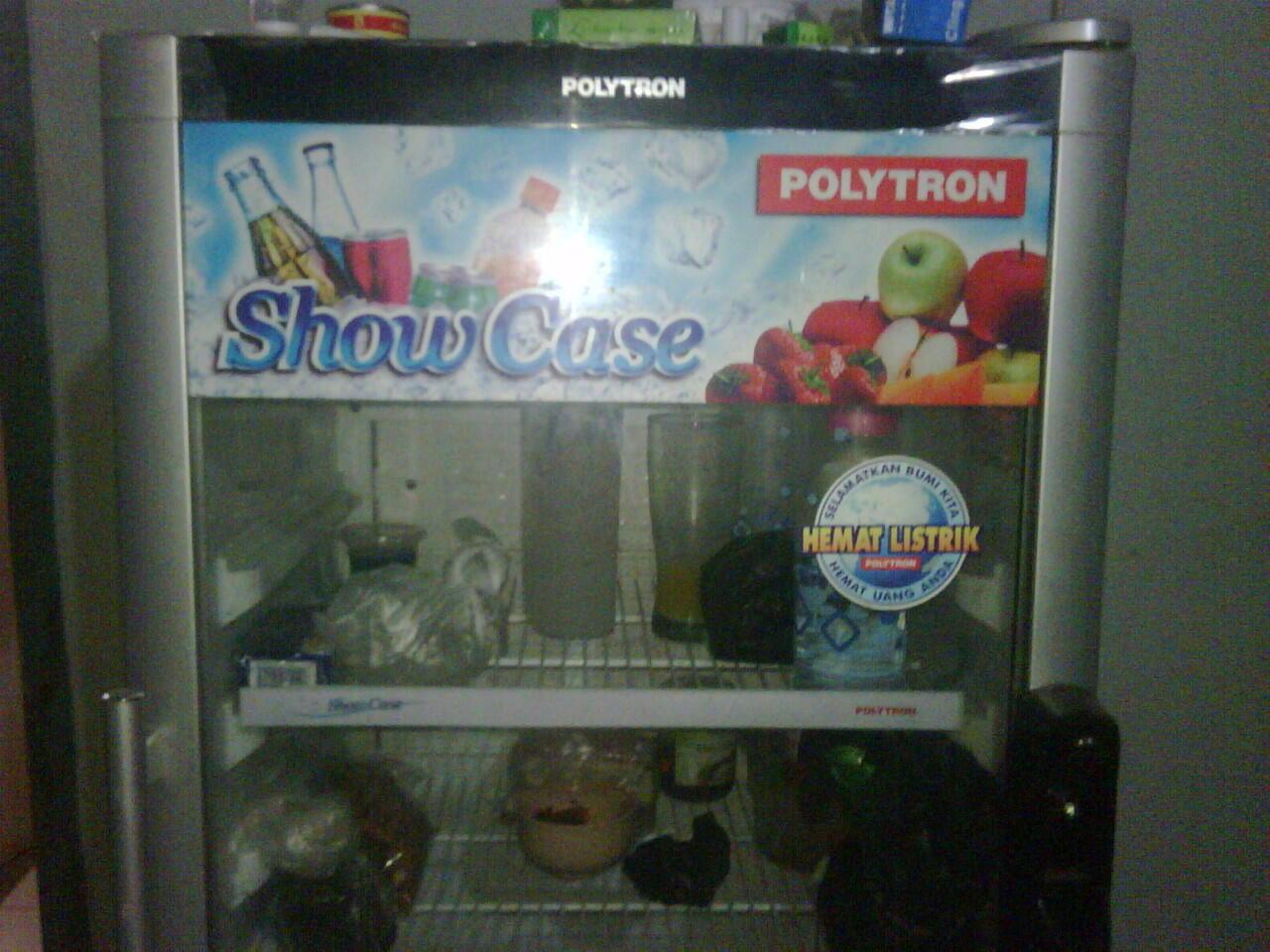 showcase polytron scp 151 karawang mulussssssss