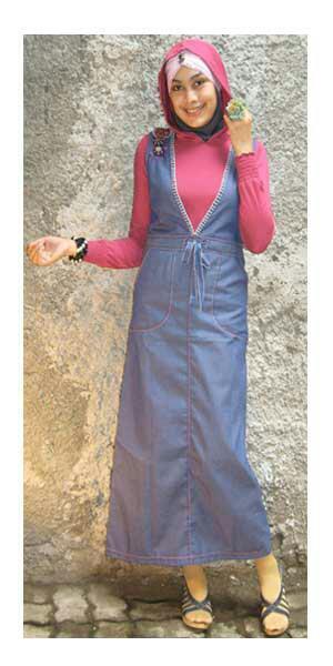 Gamis Murah, trendy, bahan bagus
