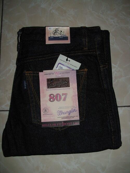 Celana Jeans WRANGLER KW Super Kualitas oke punya