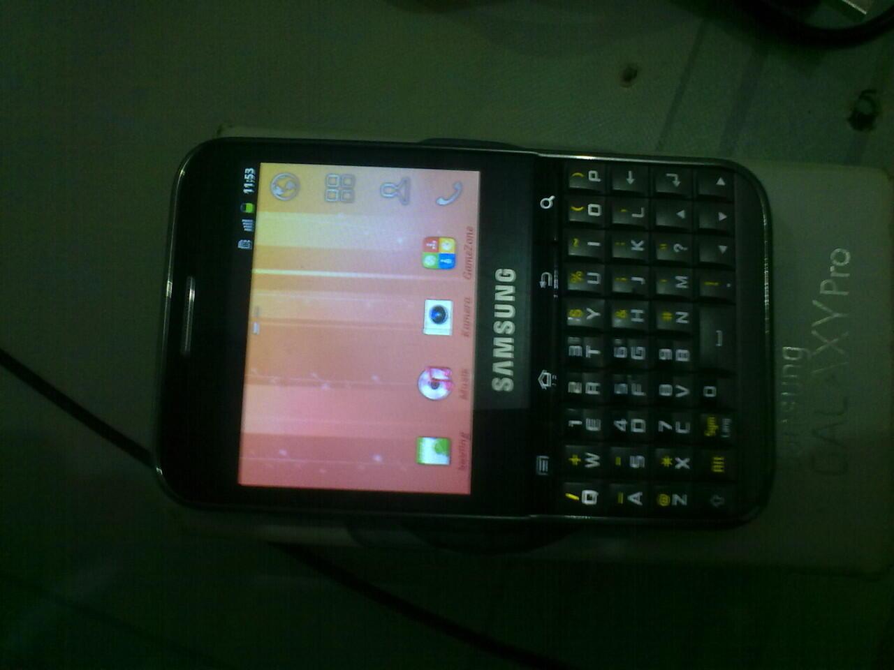 Jual Samsung Galaxy Pro GT-B7510 DJOGJA