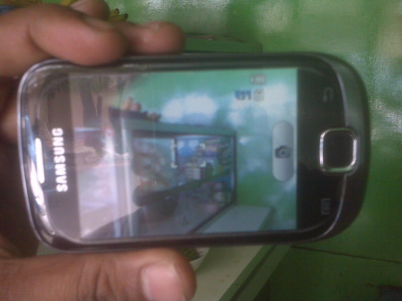 Jual Samsung Galaxy FIT 2nd masih mulus & okee