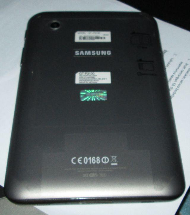 android samsung galaxy tab 2 7.0 inch gt-p3100