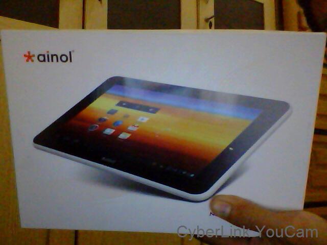 "Tablet 7"" Ainol Novo7"
